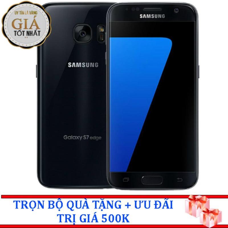 Samsung Galaxy S7 edge 32GB (Đen) - Hàng nhập khẩu + Tặng tai nghe bluetooth