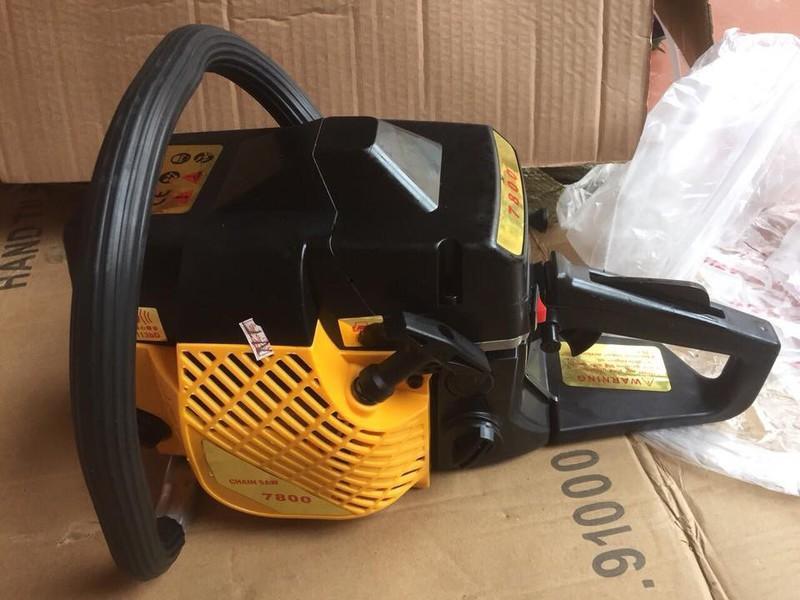 Máy Cưa Xích - Máy Cưa xích chạy xăng chain saw