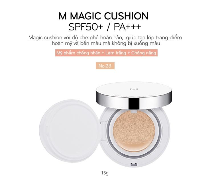 Mua Phấn Nước Missha M Magic Cushion Cover Spf 50 Pa Missha