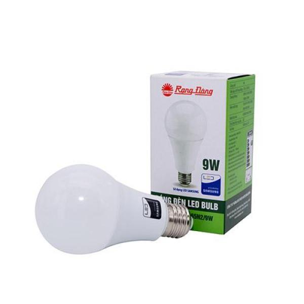 Bóng đèn Led Bulb Rạng Đông A60N2/9W
