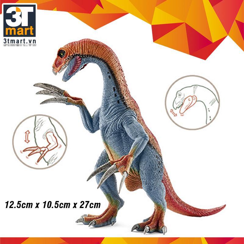 Bán Khủng Long Mong Dai Therizinosaurus C Mon Toys 2109 Nhập Khẩu