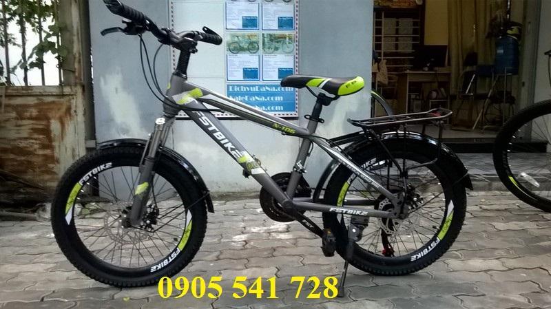 xe đạp dành cho trẻ em cấp 1 FST N106