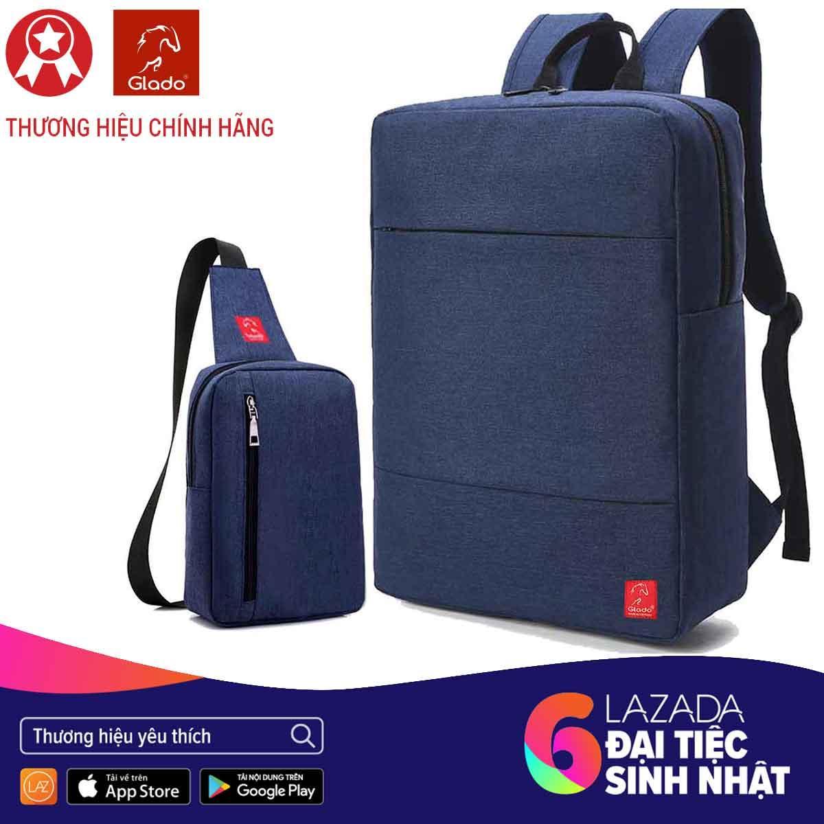 Giá Bán Balo Laptop Nam Zapas Blc010 Xanh Tặng Túi Messenger Glado Dcg026 Hang Phan Phối Chinh Thức Rẻ Nhất