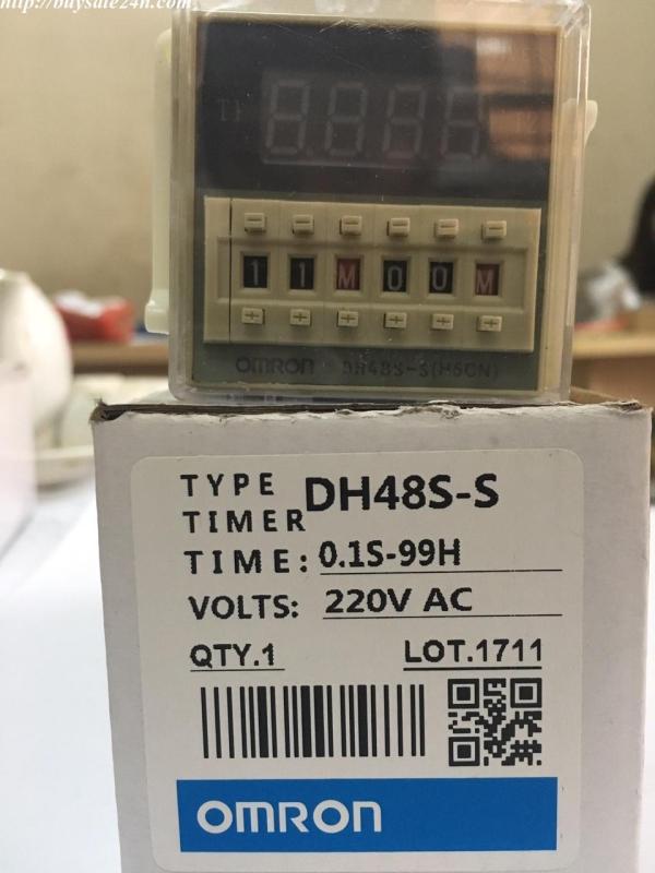Timer điều khiển on delay và off delay DH48 S-S bảo hành 12 tháng