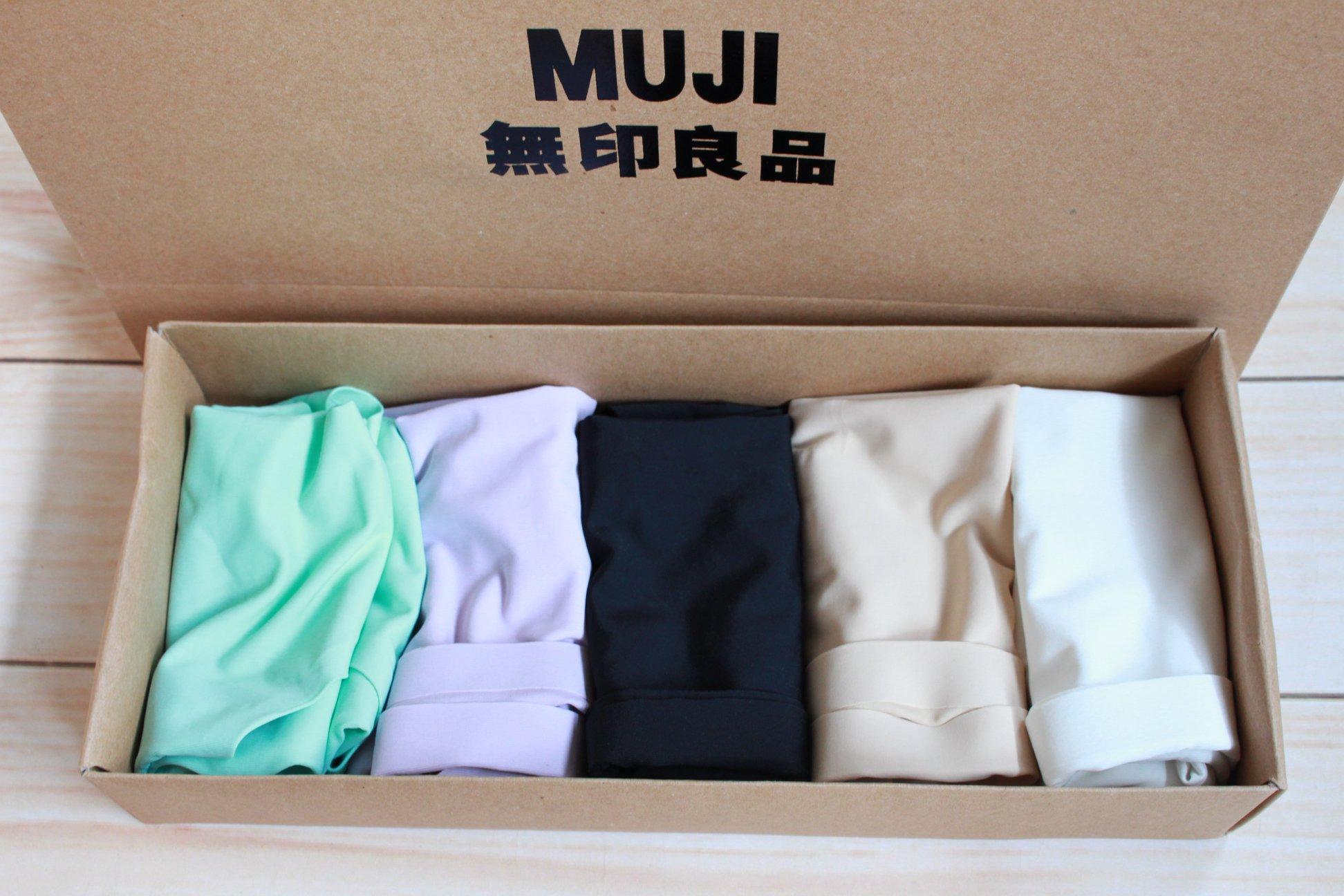 Kết quả hình ảnh cho Quần lót - chip nữ Muji Nhật bản