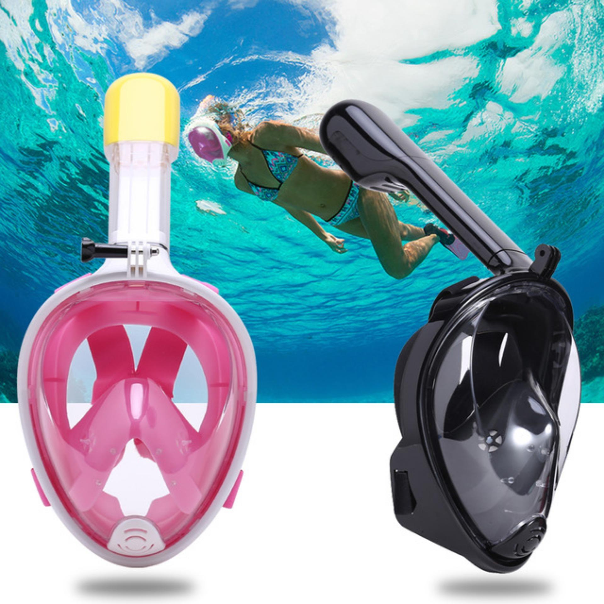 Hình ảnh Kính Lặn - Kính lặn có ống thở gắn được camera hành trình - Hàng cao cấp, chống va đập =>BH Uy tín bởi Tuli Store