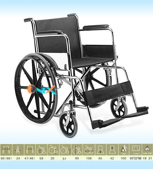 Xe lăn tiêu chuẩn bánh mâm OneX