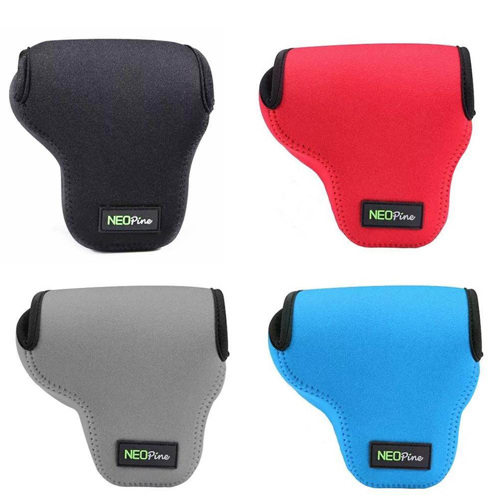 Portable Neoprene Soft Waterproof Inner Camera Case Cover Bag for Canon EOS M100 M10 M6 M3