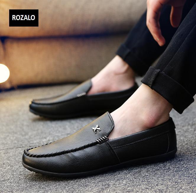 Giày lười nam kiểu công sở Rozalo RM51005-Đen2.png