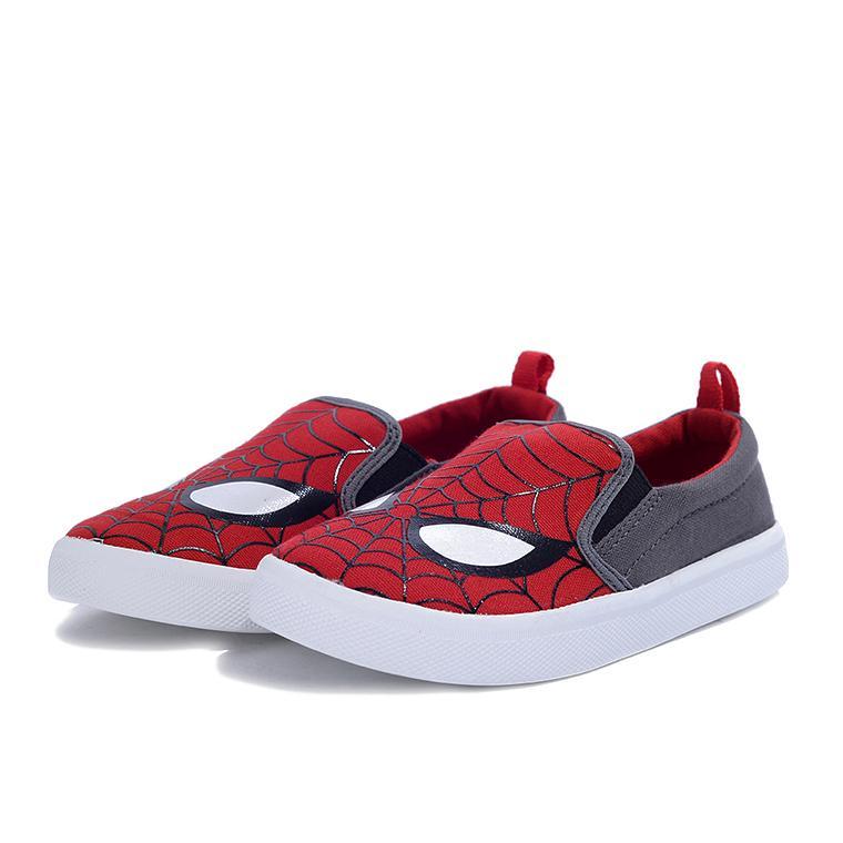 Giay Thể Thao Be Trai Bitis Spider Man Người Nhện Dsb120511Doo Đỏ Biti S Chiết Khấu 40