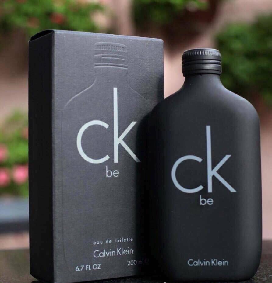 Nước hoa nam CK Be