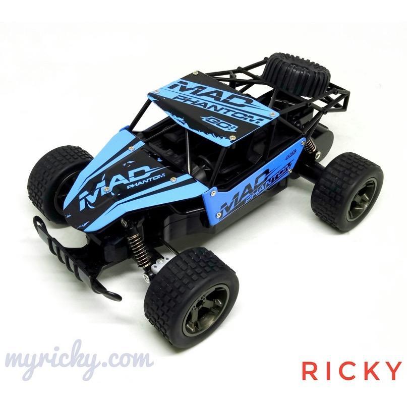 Hình ảnh Xe đua đia hình Racing Drift SIÊU NHANH Mad Phantom 1:18
