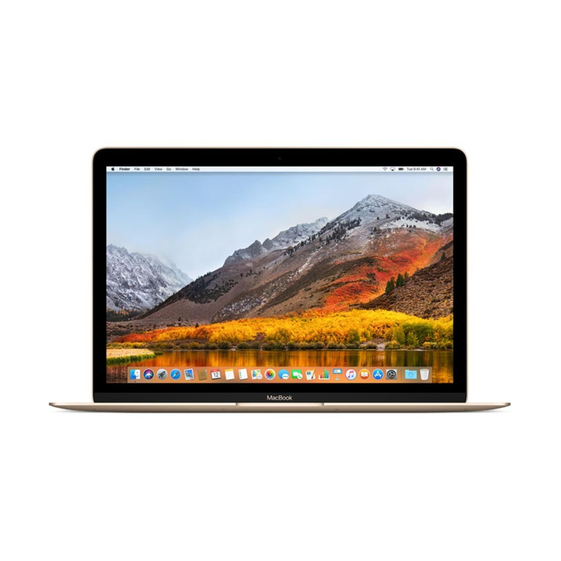 Hình ảnh Apple MacBook 12-inch 1.2GHz dual-core Intel Core m3 256GB Gold