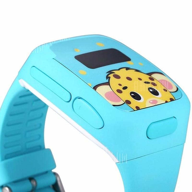 Đồng hồ bé gái quản lý trẻ em GW01 torosi bán chạy