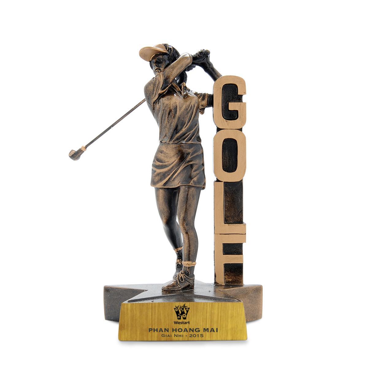 Hình ảnh Cúp golf nữ Interleisure RST408 21cm