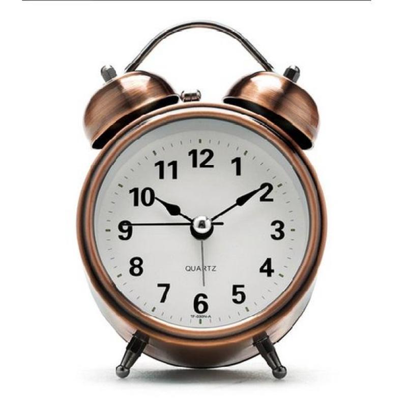 Đồng hồ  báo thức History Alarm Màu Nâu BG112 bán chạy