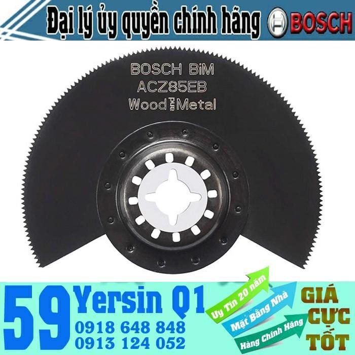 Lưỡi cắt đa năng 85mm ACZ 85 EB Bosch 2608661636