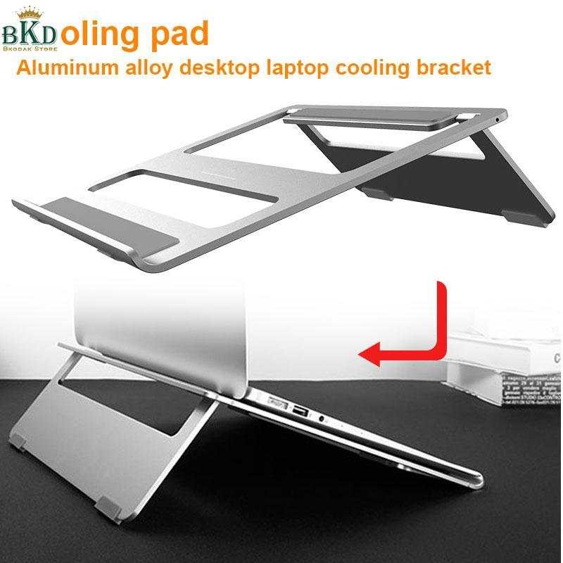 Hình ảnh Bkodak Store Silvery Aluminum Alloy Laptop Stand Notebook Support
