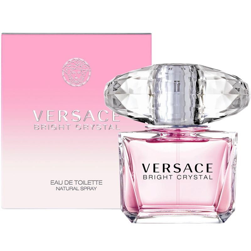 Nước hoa BRIGHT CRYSTAL của thương hiệu VERSACE 100% Authentic Eau de Toilette 5ml