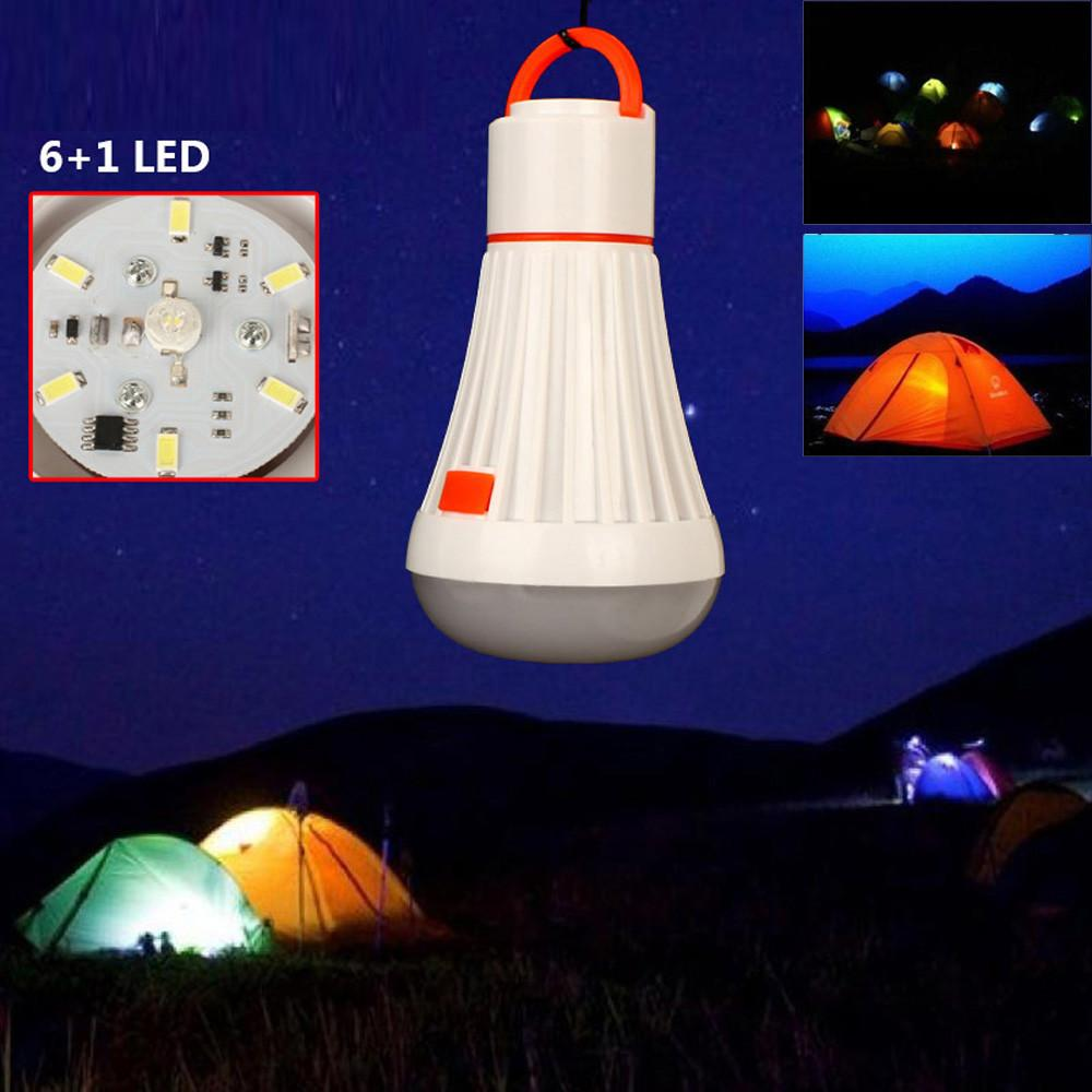 Outdoor Camping Hanging Led Tent Light Bulb Fishing Lantern Lamp By Sunshine Country.