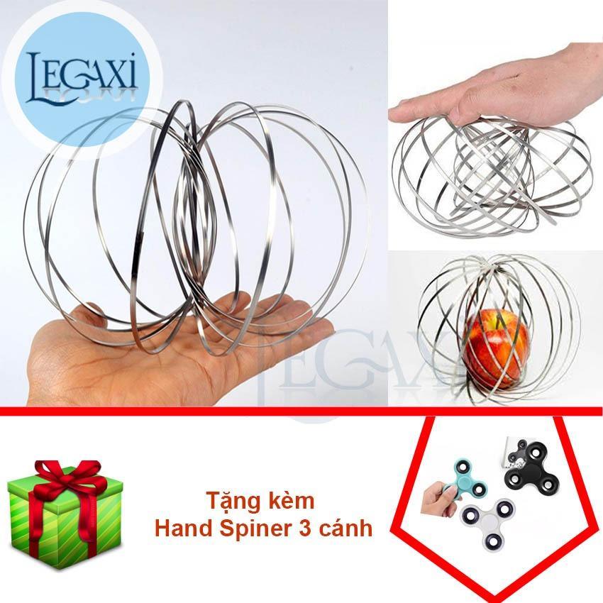 Hình ảnh Vòng Xoay Quay Ma Thuật Magic Ring tặng Spinner Legaxi