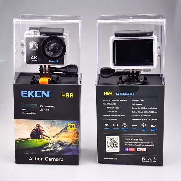 Camera Hanh Trinh 4K Wifi Eken H9R Eken Rẻ Trong Vietnam