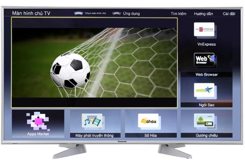 Bảng giá Smart Tivi Panasonic 49 inch TH-49ES630