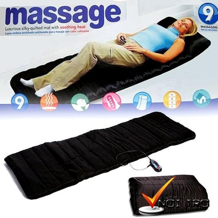 Hình ảnh Đệm massage toàn thân