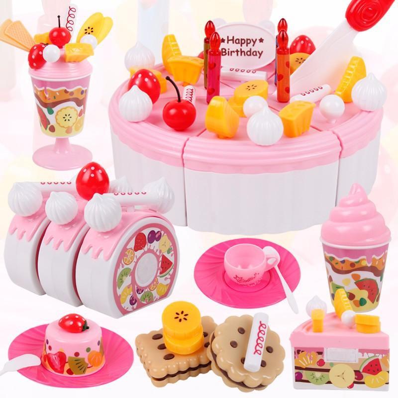 Hình ảnh bộ đồ chơi cắt bánh sinh nhật cho bé