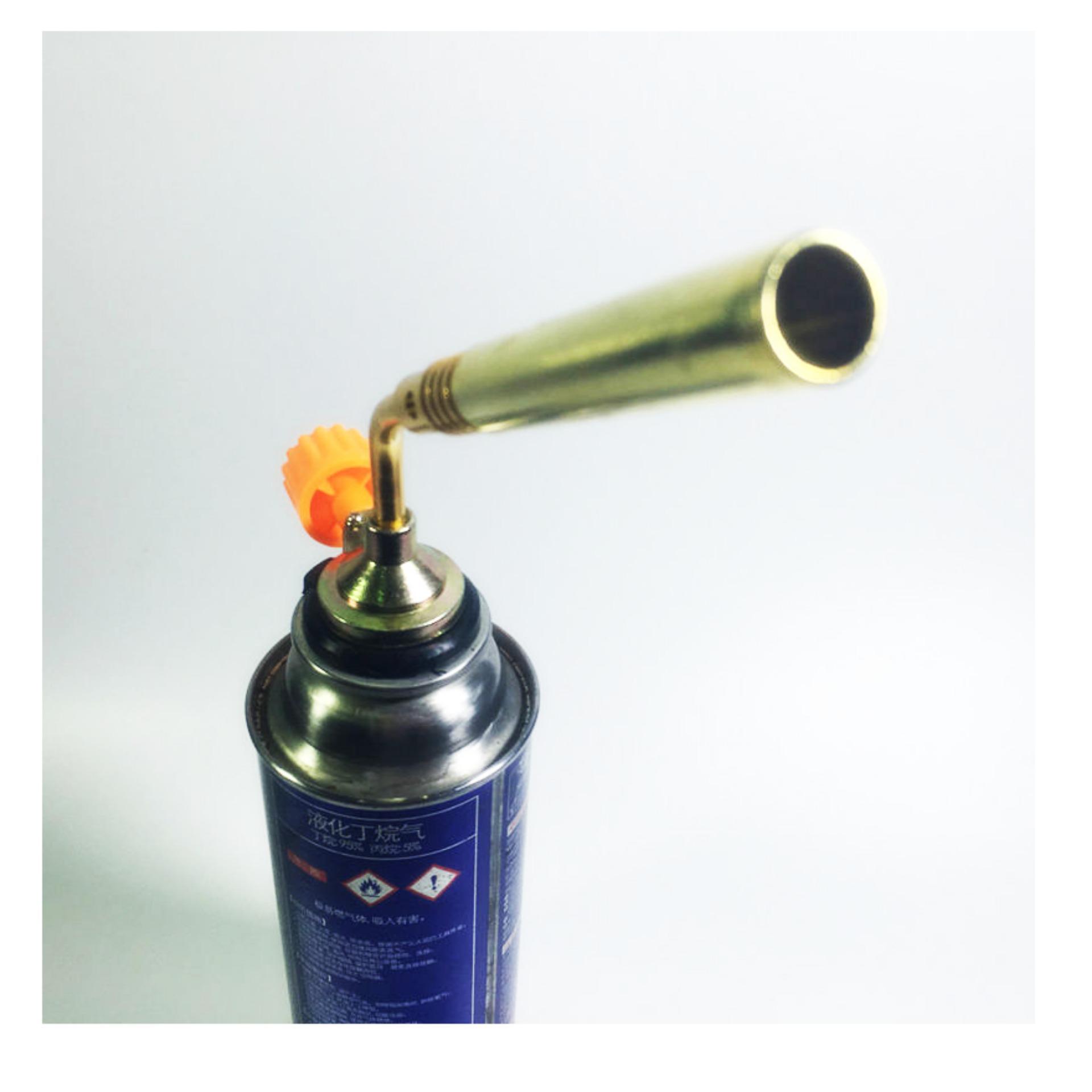 Hàn bằng đèn khò - Dđèn khò gas - Sử dụng bình gas mini