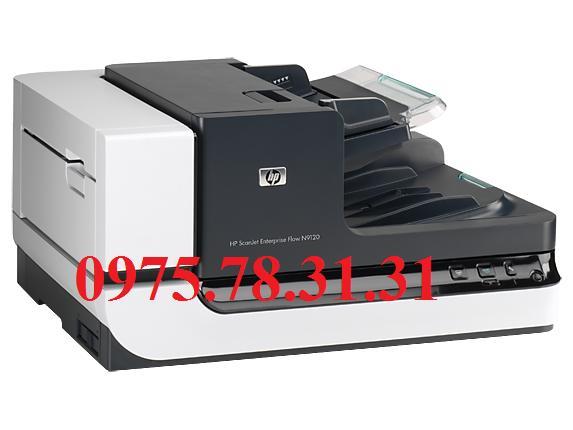 Hình ảnh Máy quét HP Scanjet Enterprise Flow N9120 - Scan 2 mặt tự động khổ A3