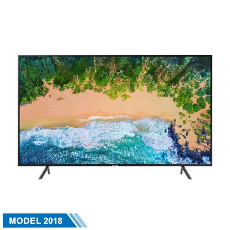Bảng giá Smart TV Samsung  55inch 4K Ultra HD - Model UA55NU7100KXXV (Đen) - Hãng phân phối chính thức