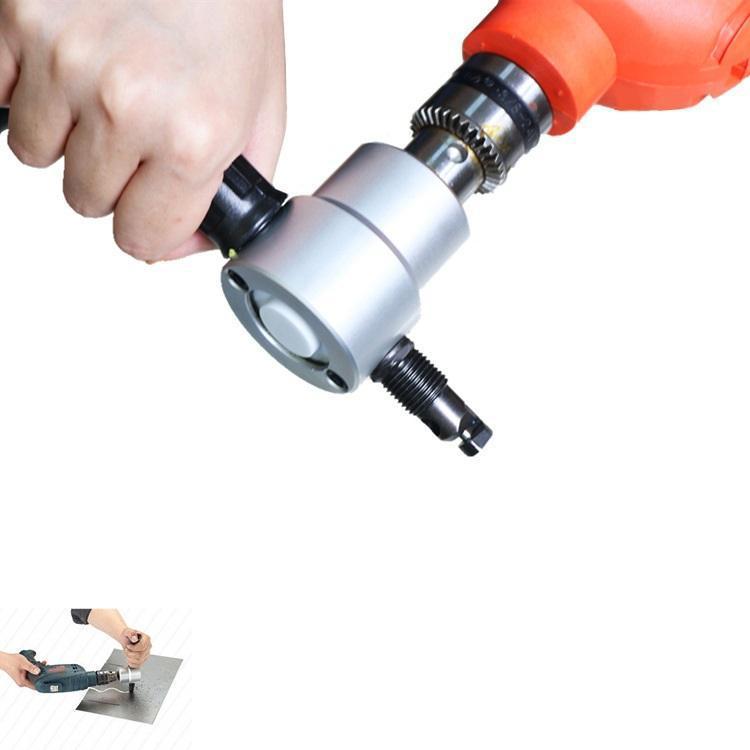 Đầu cắt tôn, thép đa năng kết hợp với máy khoan cầm tay