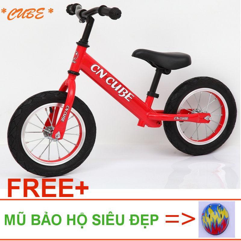 Xe đạp thăng bằng cho trẻ em từ 2 đến 6 tuổi CN-CUBE-02