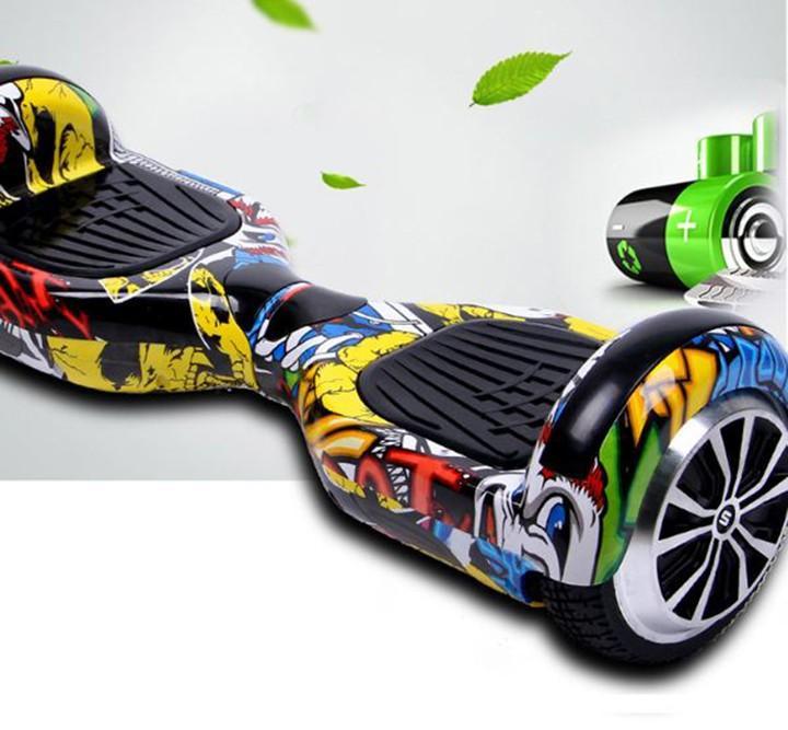 xe điện cân bằng