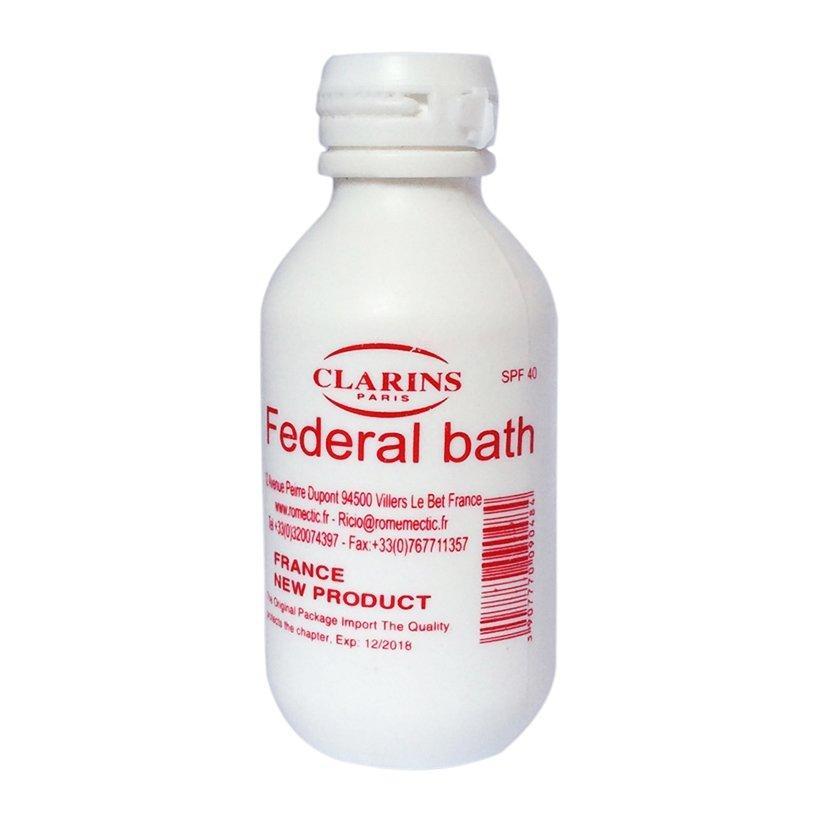 Hình ảnh Sữa non kích trắng FEDERAL BATH – PHÁP