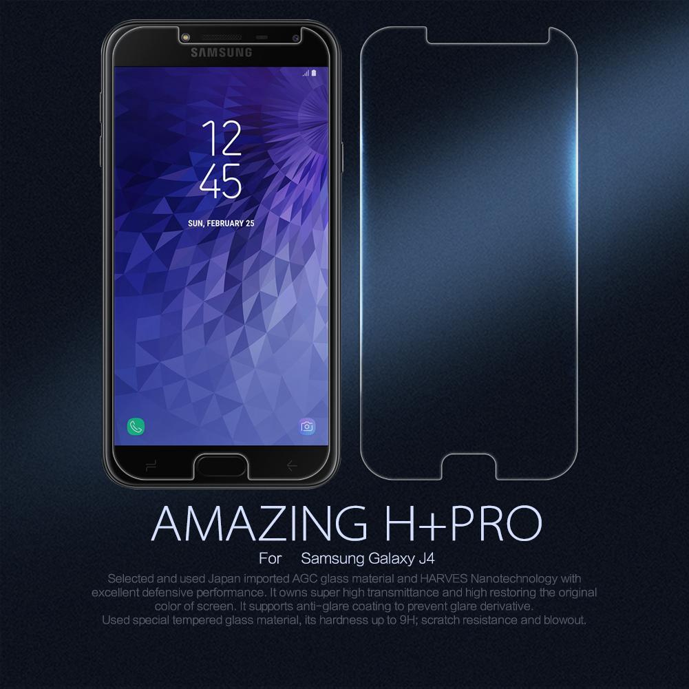 Samsung GALAXY J4 Kaca NILLKIN 0.2 Mm Anti-Burst Kaca Antigores Lapisan . 2ed0b2ce7a