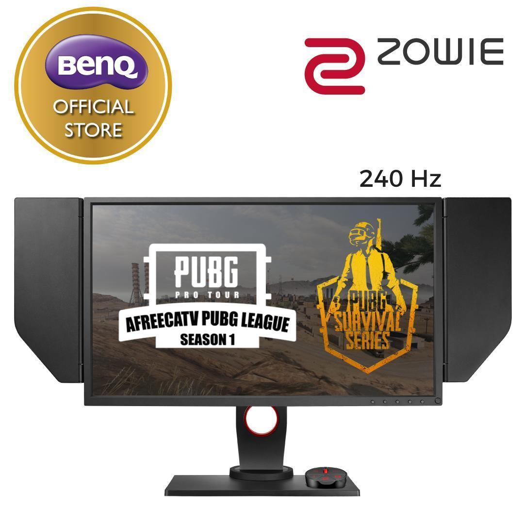 Hình ảnh Màn hình BenQ ZOWIE XL2546 240Hz 24.5 inch DyAc™ eSports Gaming FPS (CSGO, PUBG, ...)