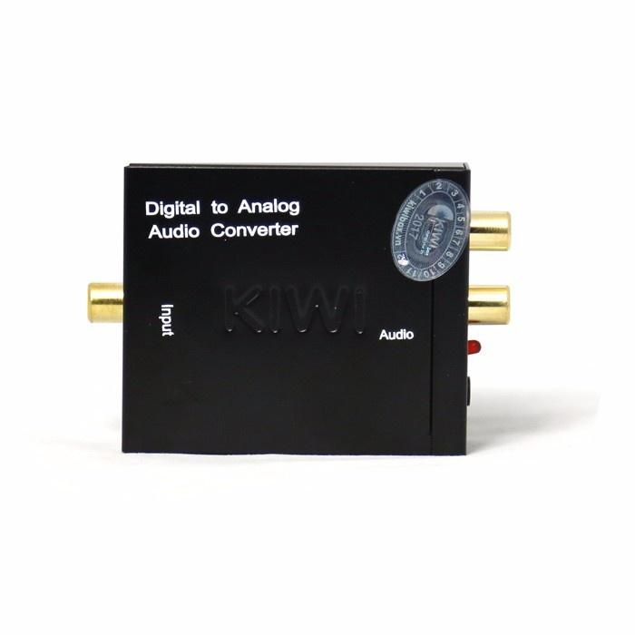 Bộ chuyển âm thanh optical audio_ Bộ chuyển quang KA-02 Chính hãng 3
