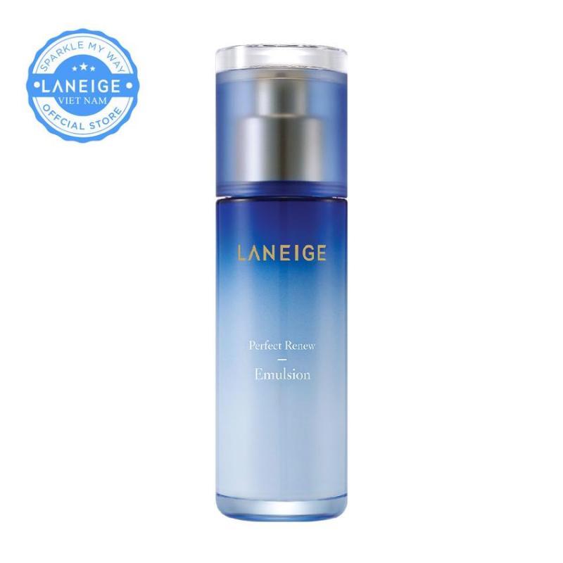 Sữa dưỡng phục hồi da ngăn ngừa lão hoá Laneige Perfect Renew Emulsion 100ml nhập khẩu
