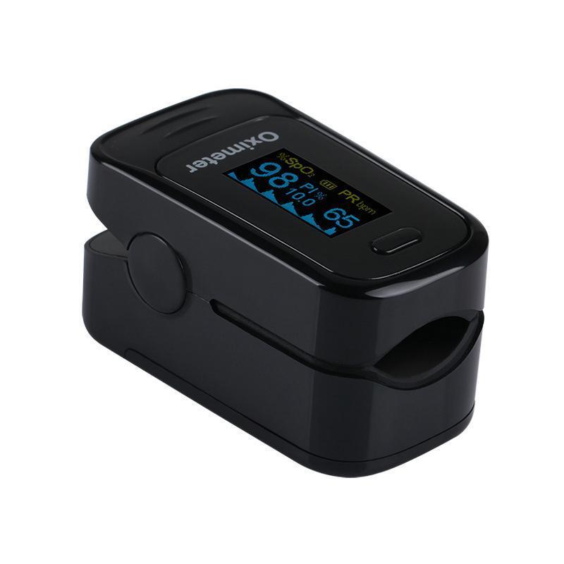 Máy SpO2 đo nồng độ Oxy Trong máu và nhịp tim YL188 (Đen) bán chạy