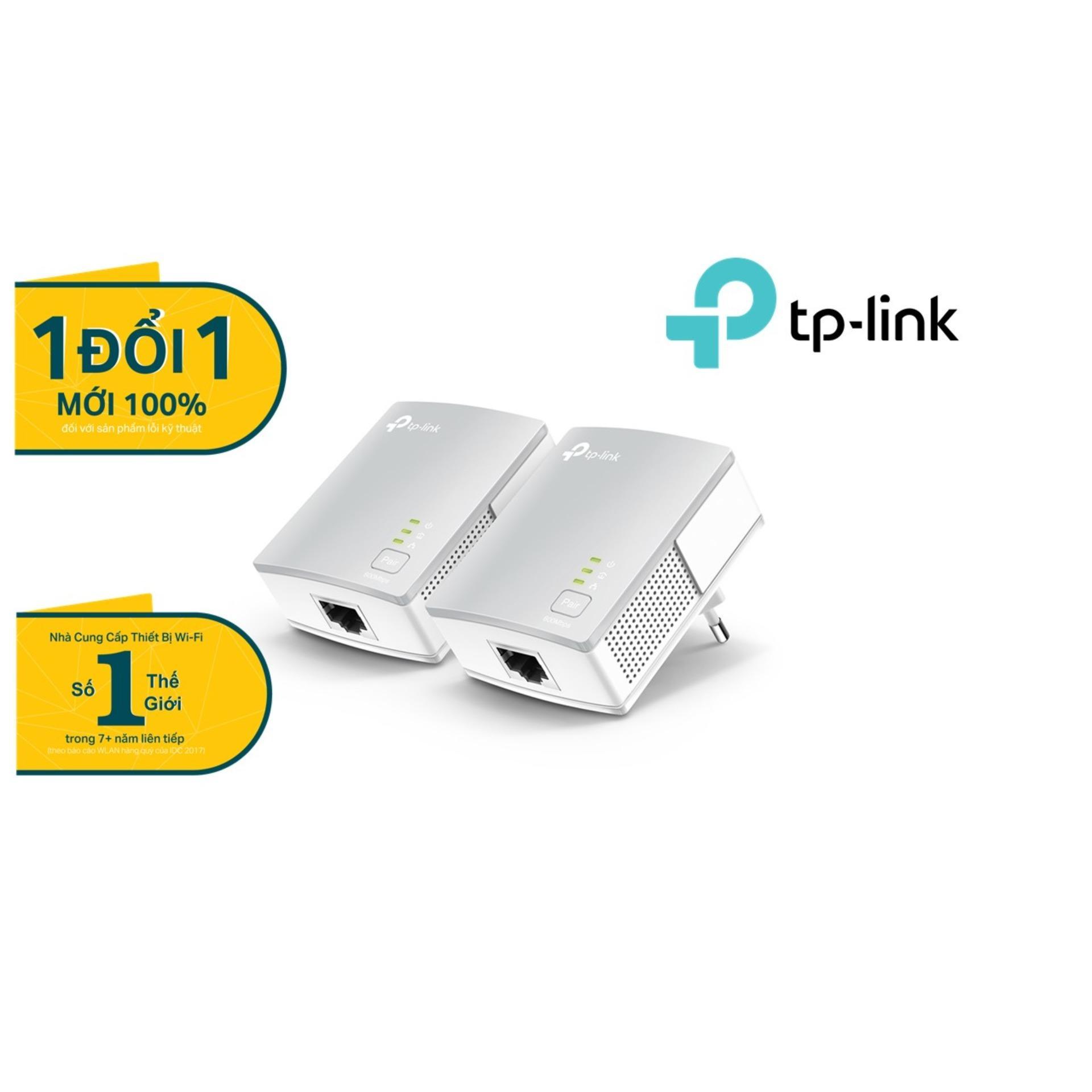 Bán Tp Link Tl Pa4010Kit Bộ Mở Rộng Internet Qua Đường Day Điện Av500 Tp Link Trực Tuyến