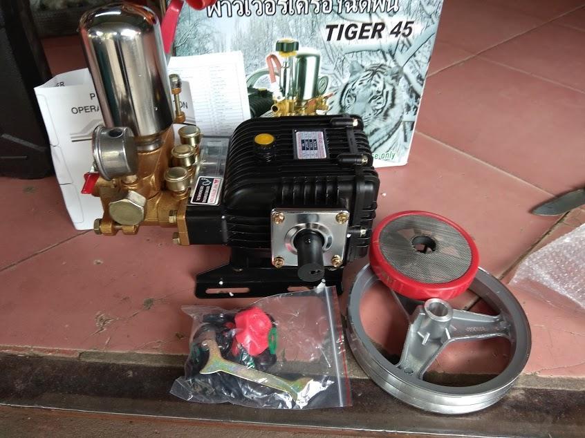 Đầu máy bơm nước rửa xe cao áp Tiger  45 (moden TG26B)  Thái lan