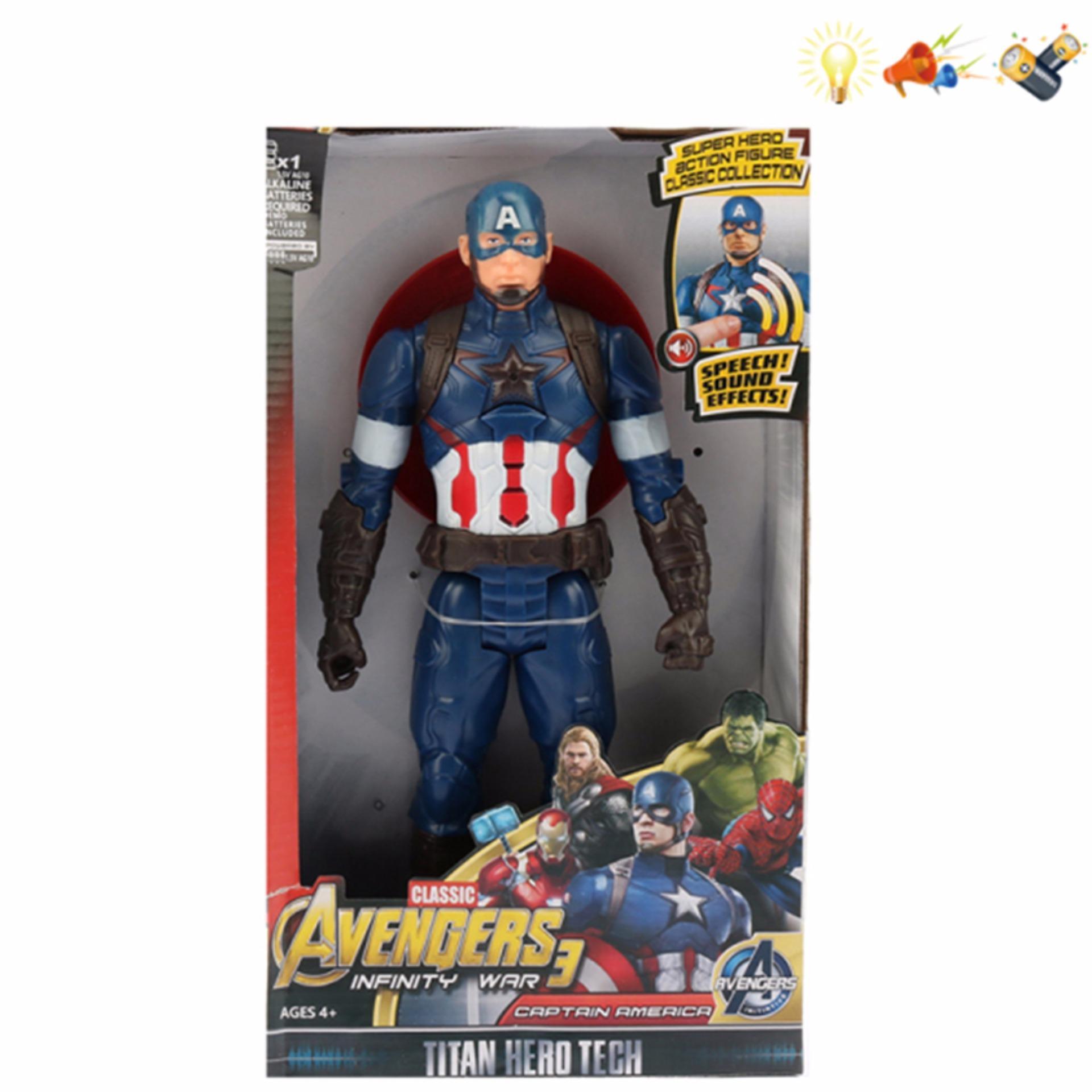 Hình ảnh Siêu anh hùng Captain America ST1114