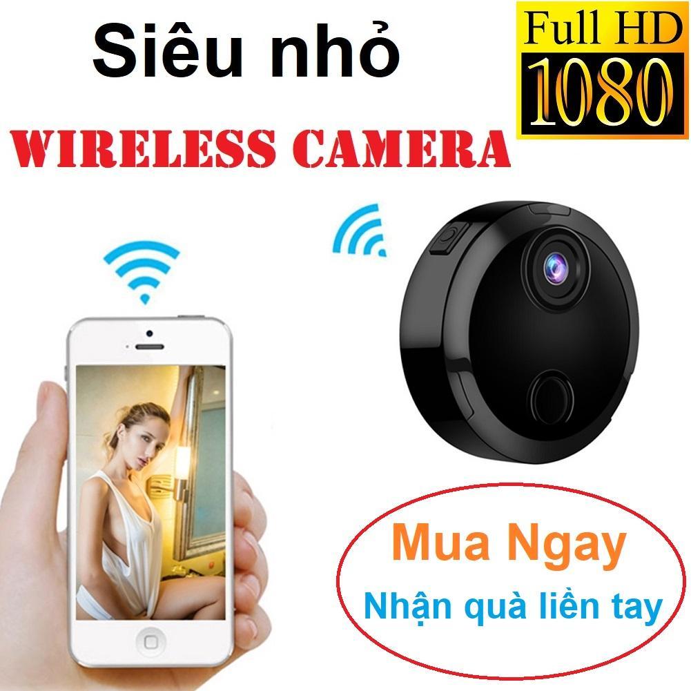 Hình ảnh Camera siêu nhỏ thế hệ mới Full HD - Camera Mini Q15 Full HD 1080P