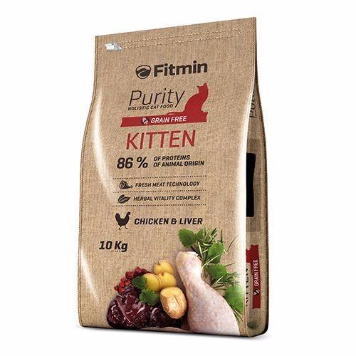 Mã Khuyến Mại Thức Ăn Cho Meo Fitmin Purity Kitten 1 5Kg Hồ Chí Minh