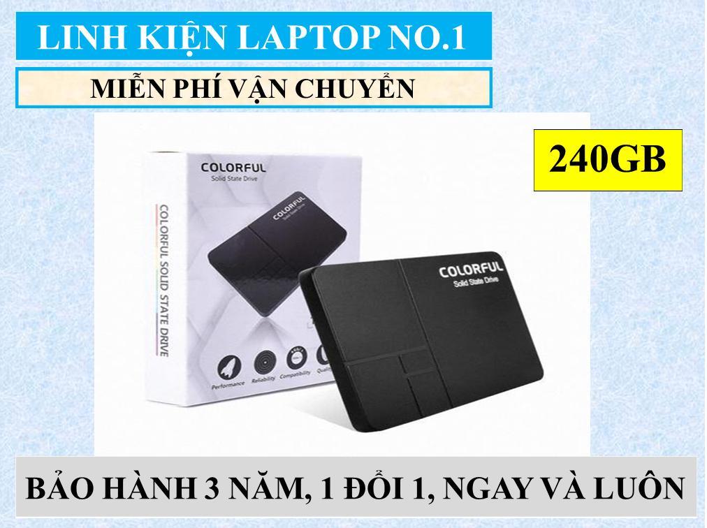 Hình ảnh Ổ cứng SSD Colorful SL500 240GB SATA 2.5
