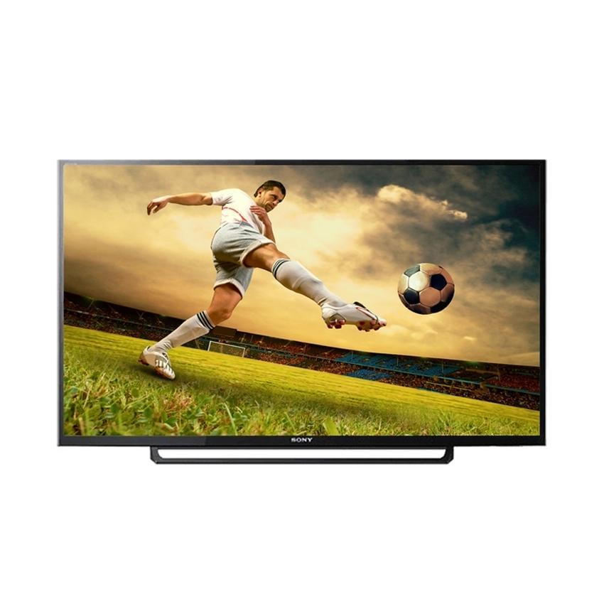 Hình ảnh Tivi Led Sony 32 inch HD - Model 32R300E (Đen)