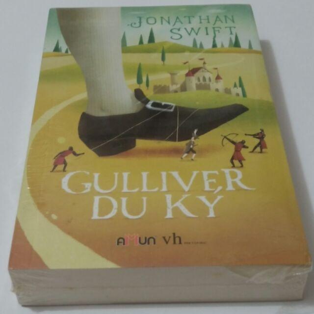 Mua Sách - Gulliver Du Ký