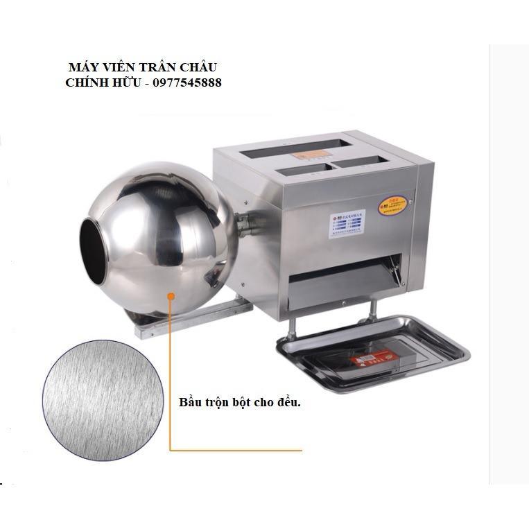 Hình ảnh Máy làm trân châu trà sữa